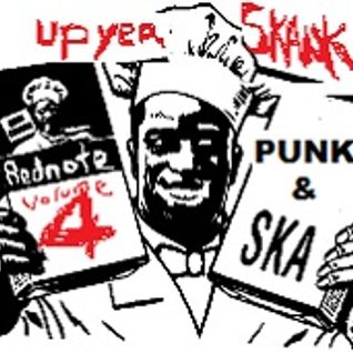 UP YER SKANK - VOLUME FOUR