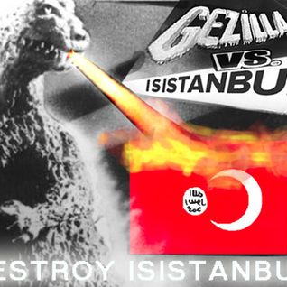 GOZEL RADIO36_DESTROY ISISTANBUL SAVE THE PLANETS (2015-2-22)