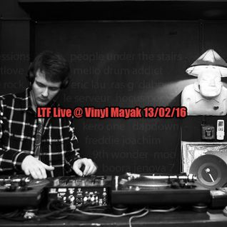 LTF LIve @ Vinyl Mayak