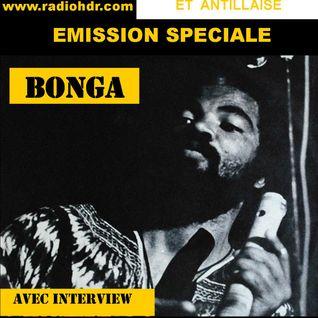 BLACK VOICES émission spéciale BONGA avec interview RADIO HDR ROUEN Octobre 2016
