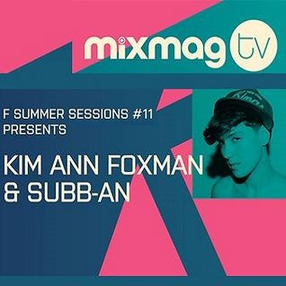 2013-08-13 - Kim Ann Foxman @ F Summer Sessions #11 (F12, Stockholm)