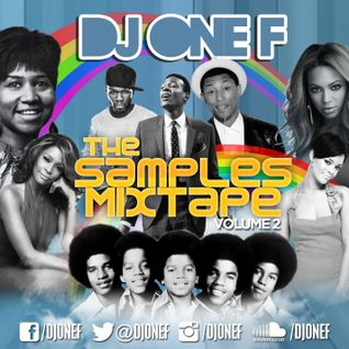 DJ One F: The Samples Mixtape Vol. 2 - Motown/Funk/Soul