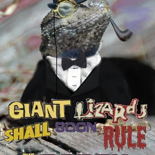 "Giant Lizards shall soon rule the Earth! S02E05 ""Meet the Parents."""