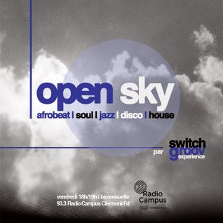 "Open Sky #04 by Switch ""Groov"" Exp. 