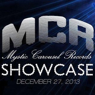 Oscar Holgado - Mystic Carousel Records Showcase @ Pulsehouseradio.com - Dec 27, 2013