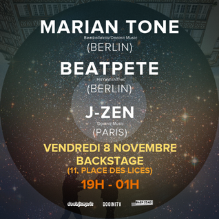 Dooinit Podcast by BeatPete & Marian Tone