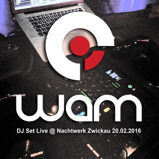 DJ WAM - RnB & Hip Hop Warmup Mixtape 2016 (Live @ Club8 Nachtwerk Zwickau 20.02.2016)