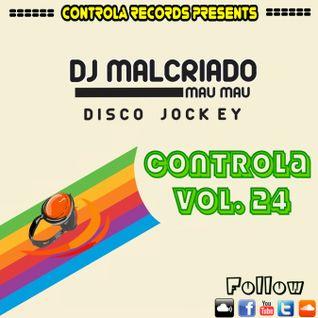 Controla Vol. 24 - Dj. Malcriado