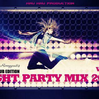 Romyyca89@ProDeejay Radio - Night Party Mix 2015_Vol.6_04.04.2015