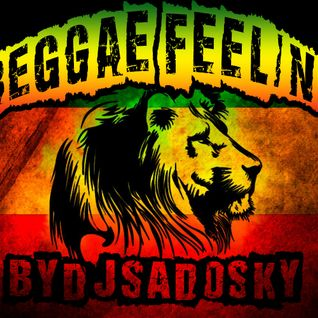 Mix Reggae Feeling By Dj Sadosky