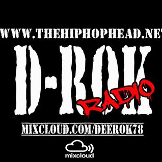 D-Rok Radio Podcast 34: The Hip Hop Head Dot Net