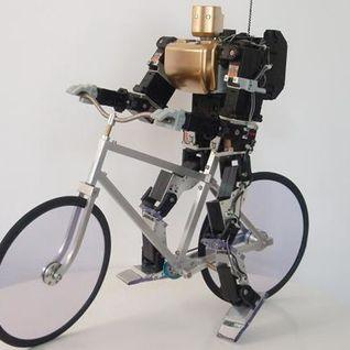 Reverend Mitton - Last Night A Robot Stole My Bike