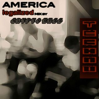 AMERICA* Legalized * Techno MiX by Crypto Bass