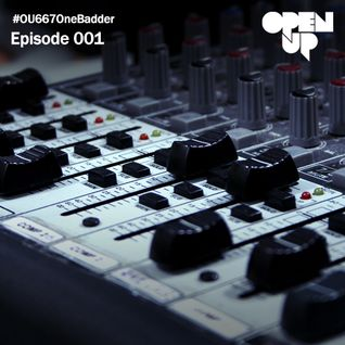 Simon Patterson - Open Up - 001