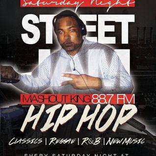 Saturday Night Street Jam 90's mix 5-19-15
