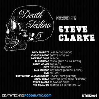 DTMIX005 - Steve Clarke [Seaham, ENGLAND]