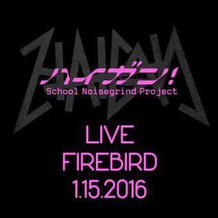 HAIGAN  Live@Firebird 1/15/2016