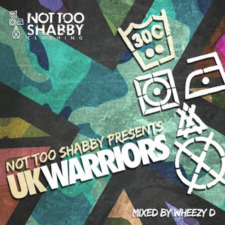 Shabby Cuts Vol.2 / UK Warriors - Wheezy D