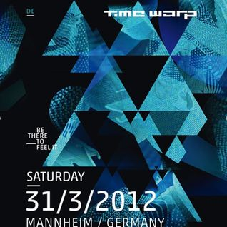 Chris Liebing - Live @ Maimarkthalle Mannheim Time Warp (Germany) 2012.03.31.