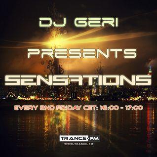 DJ Geri Presents Sensations 047