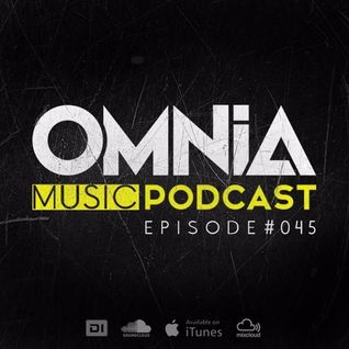 Omnia Music Podcast #045 (24-08-2016)