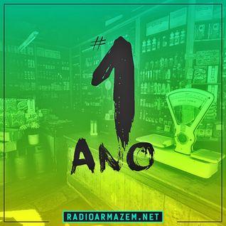 Junção dos Comunicadores 1 ano Rádio Armazém (10.08.16)