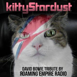 """Яoaming Empire Radio : Tribute vol """"Kitty Stardust"""" tribute to David Bowie"""