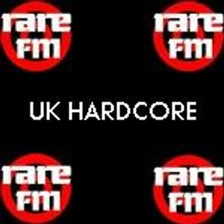 UK Hardcore Show 23/11/10 - Thesis - RareFM