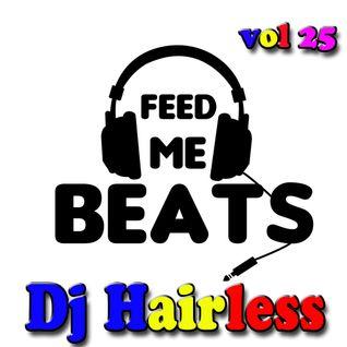Dj Hairless - Feed Me Beat's vol 25