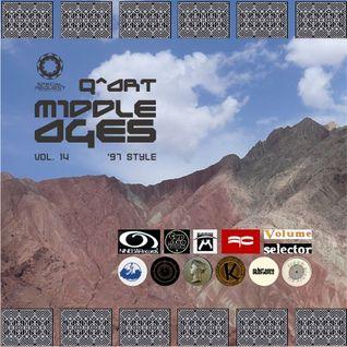 DJ Q^ART - Middle Ages ('97 Style) Vol. 14