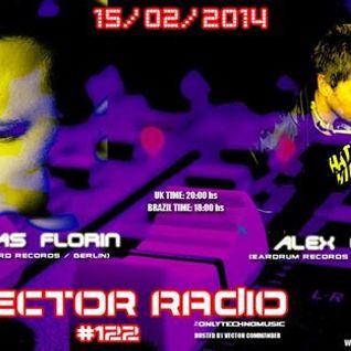 Andreas Florin @ Vector Radio #122 - 15-02-2014