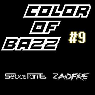 """Sebastian E. - Colour of BaZz #9 """"Spring Mix"""""""