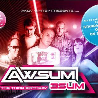 Dj JoJo - AWsum 3Sum The Third Birthday (Promo Set)