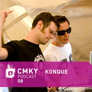 CMKY Podcast 08: Konque