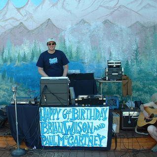 Happy 64th Birthday Brian Wilson & Paul McCartney-Gibson Park Bandshell 6/18/2006
