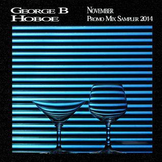 November Promo Mix Sampler 2014