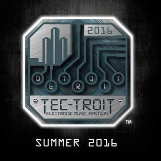 WHFR.FM 89.3 FM / TEC - TROIT  Ft.  Dj Disc Detroit (Detroit Deep Sessions Label)