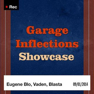 Vaden - 09.01.14 Garage Inflections Showcase @ Follow Me Radio