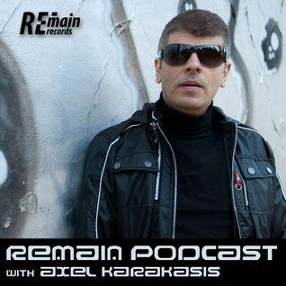 Remain Podcast 49 with Axel Karakasis