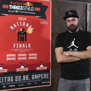 DJ Kitsune - Germany - National Final Munich