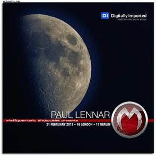 Paul Lennar - MistiqueMusic Showcase 058 on Digitally Imported Radio