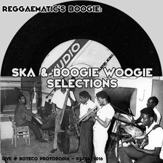 Reggaematic's Boogie