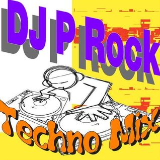 DJ P Rock Techno Mix 9