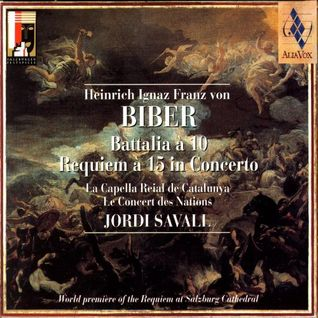 BIBER - Battalia a 10 in D major, C. 61 (con Jordi Savall / Le Concert des Nations)