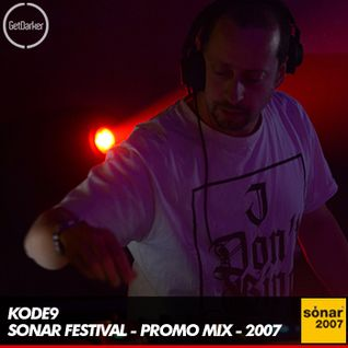Kode9 - Mix for Sonar Festival 2007
