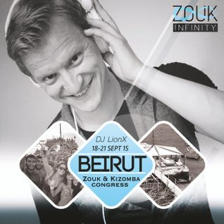 The Zouk Infinity Middle Eastern Collection - a taster DJ set by LionX.