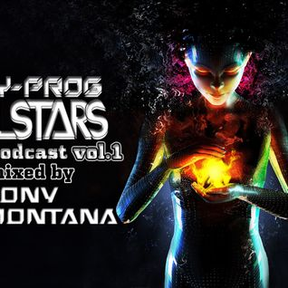 Psy-Prog Allstars podcast # 1 with Dj Tony Montana [MGPS 89,5 FM] 07.05.2016