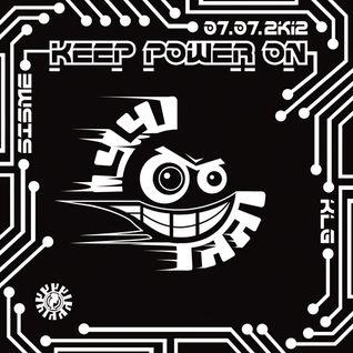 ALIENDUCH (mix mental hardtekno) @ KEEP POWER ON 07.07.2012