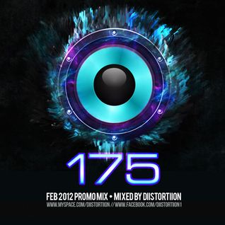 175 - Mixed By DiiSTORTiiON (Dnb mix) FEB 2012