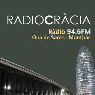 Radiocràcia, programa divendres 27.2